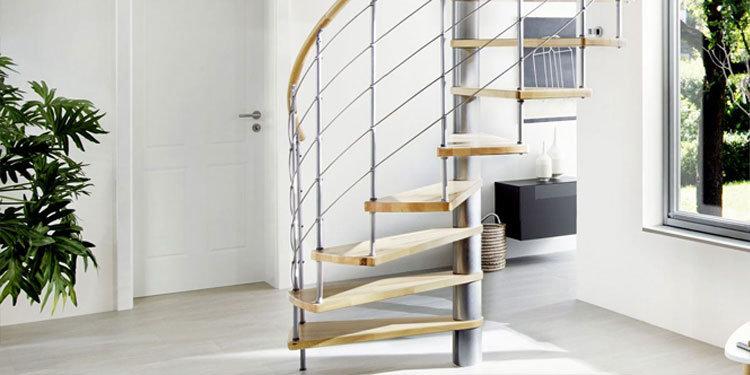 Treppenarten und Einsatzbereiche